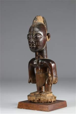 Ibedji statue - Yoruba - mid 20th century - ex: