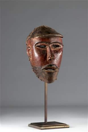 Kongo mask (Africa R.D.C.) 1st half 20th century - ex