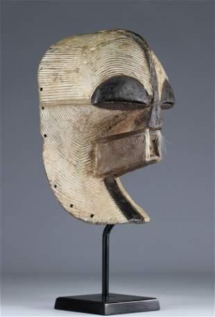 Mask Kifwebe Luba RDC Mid 20th