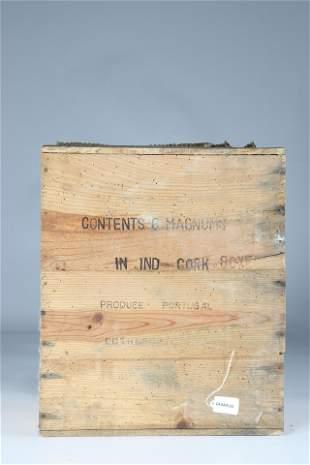case of 6 TAYLOR'S 1976 Port magnums - 150cl Port -