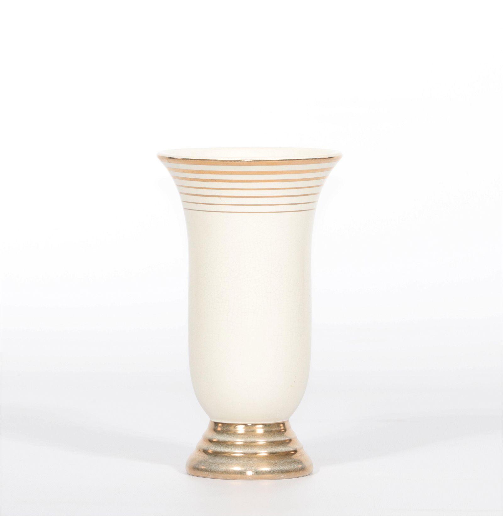 Villeroy et Boch Luxembourg porcelain vase n ° 364