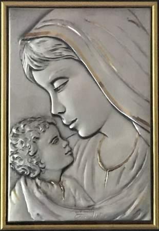 Camilletti Silver Deco