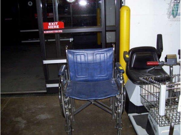5: 1-Wheel Chair