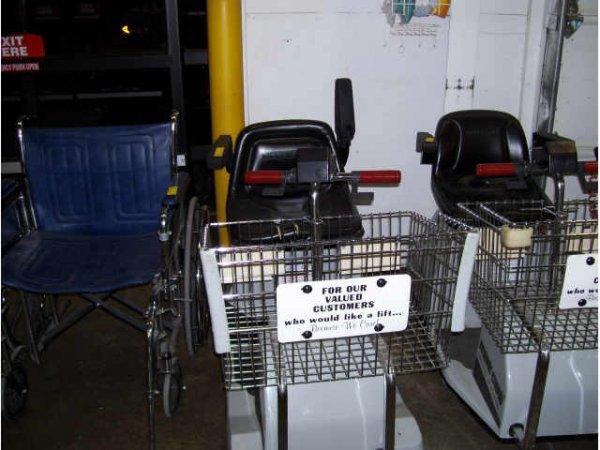 6: 1-Mart Cart