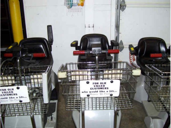 7: 1-Mart Cart