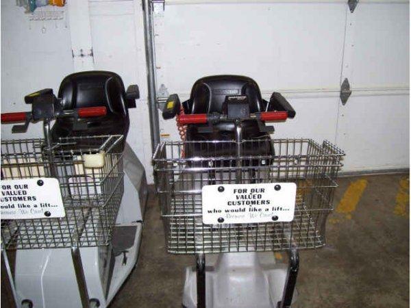 8: 1-Mart Cart