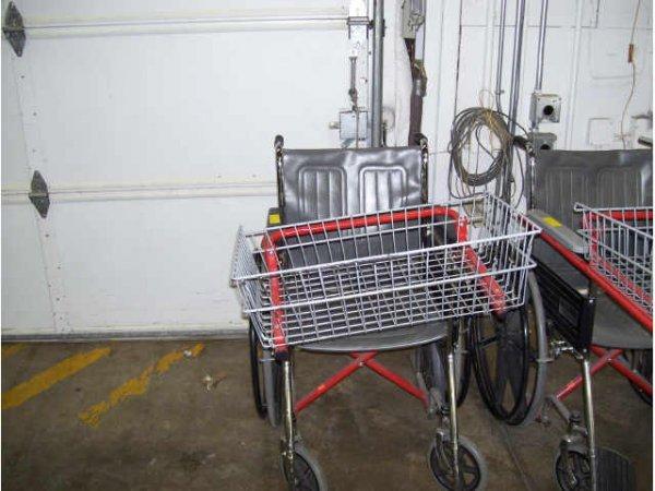 9: 1-Wheel Chair