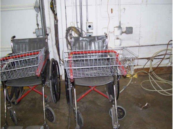 10: 1-Wheel Chair