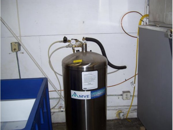 14: 1-Charger Bulk CO2 system