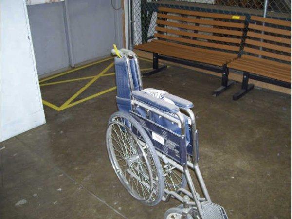 18: 1-wheel chair