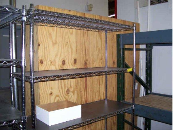 25: 1-Metro Rack 4 foot