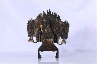 India Style Buddha Figure Ornament