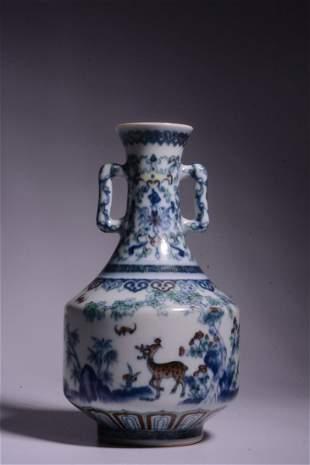 "Qing Dynasty - ""Qianlong Years of the Qing Dynasty"""