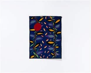 Renot - Abstract Needlepoint Wall Hanging