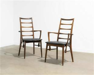 Niels Koefoed - Rosewood Lis Chairs