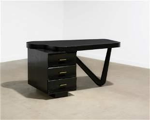 Paul Frankl Style Desk