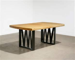 Paul Frankl - Cork Dining Table