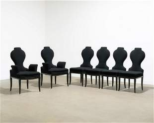 Tommi Parzinger - Dining Chairs