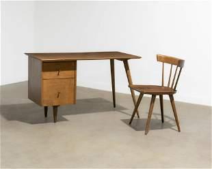 Paul McCobb - Desk & Chair