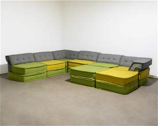 Mah Jong Style Sofa