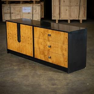 Burl & Lacquer Dresser