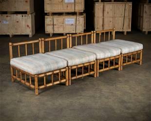 Lane - Rattan Sectional Sofa