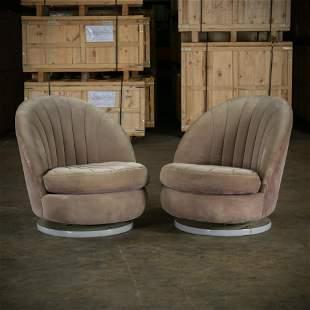 Milo Baughman - Tilt & Swivel Chairs