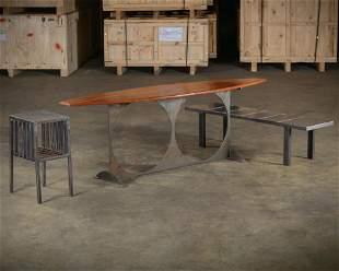 Studio Made Steel Table Set