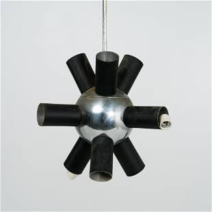 Vintage Sputnik Chandelier