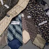 13  Mens Giorgio Armani mens silk ties