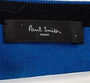 Paul Smith Blue Long Sleeve Shirt
