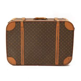 Vintage Louis Vuitton Suitcase Trunk