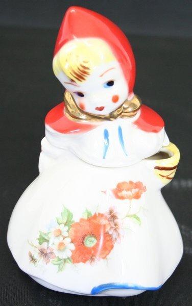 Little Red Riding Hood Sugar Jar