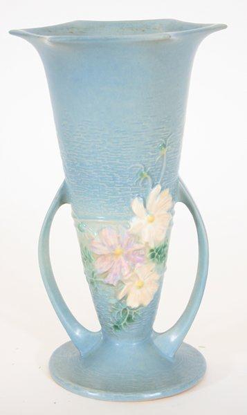 Roseville Cosmos Vase #954-10