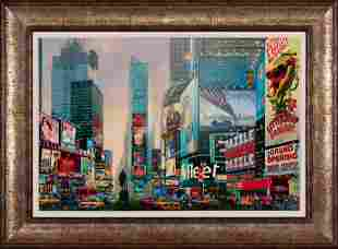 ALEXANDER CHEN, Times Square South