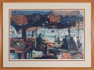 HAROLD ALTMAN, Fruit & Vegetable market
