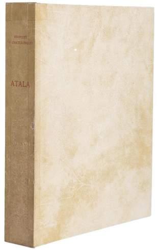 CHATEAUBRIAND - Atala. Rene le dernier Abencerage 1948
