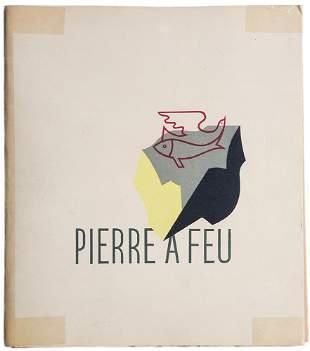 KOBER - Pierre à Feu (The Burning Stone) 1944