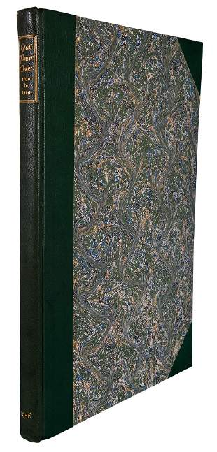 SITWELL - Great Flower Books 1700-1900, published 1956