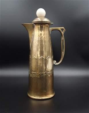 EXCELLENT WMF ART NOUVEAU PERIOD COFFEE POT