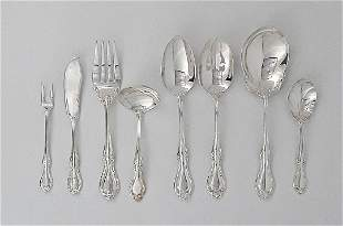 NORTHUMBRIA STERLING SERVING PIECES