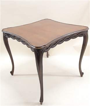 FRENCH PROVINCIAL STYLE TABLE
