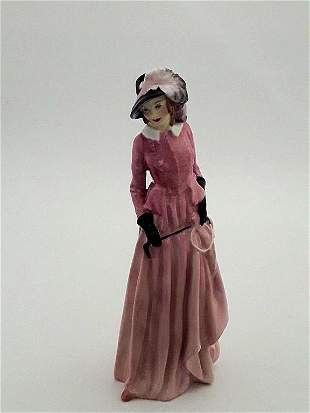 MAUREEN - RARE ROYAL DOULTON FIGURE