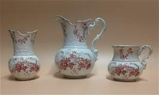 19TH CENTURY GRINDLEY PORCELAIN