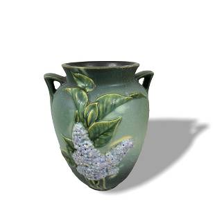 Experimental Lilac Roseville Pottery
