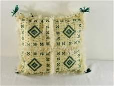 Tribal Handwoven Pillow