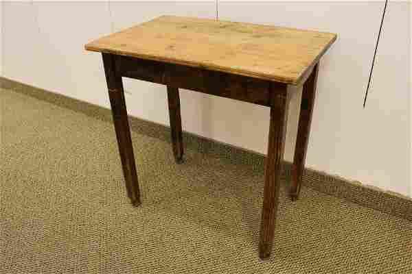Pine Work Table