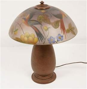 Handel Junglebird Table Lamp 3802 Rebscher