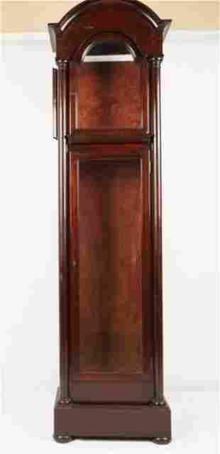 American Empire Style Clock Case