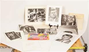 Lot of Kennedy Memorabilia